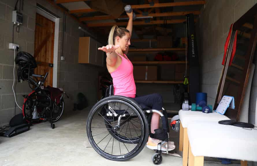 Leading Paralympian says lockdown needs of disabled people ignored